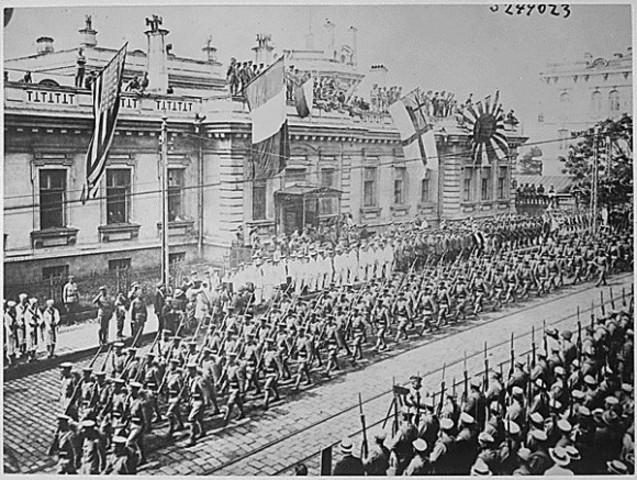 Oktobarska revolucija u Rusiji