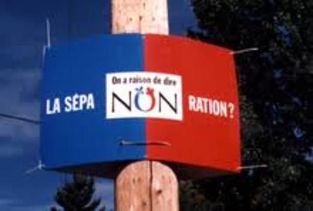 Referendum on sovereignty-association