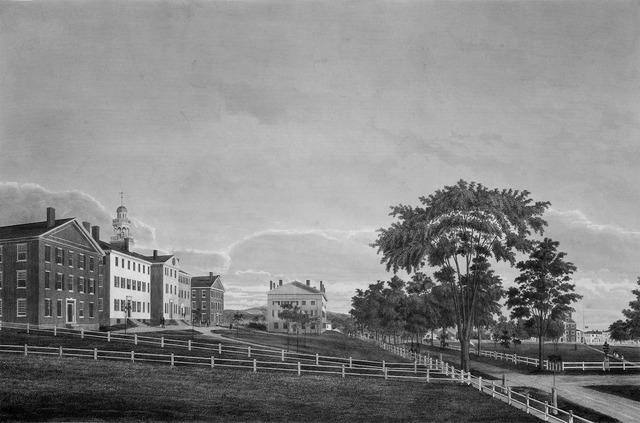 Dartmouth College vs. Woodward