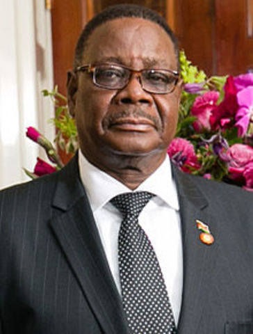 Mutharika Becomes President