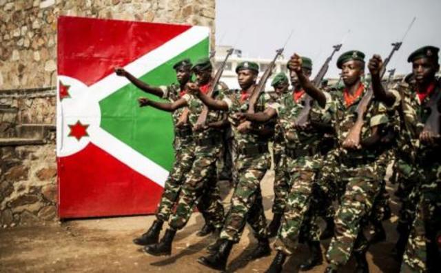 Tutsi attacks