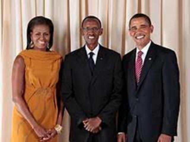 Kagame is reelected