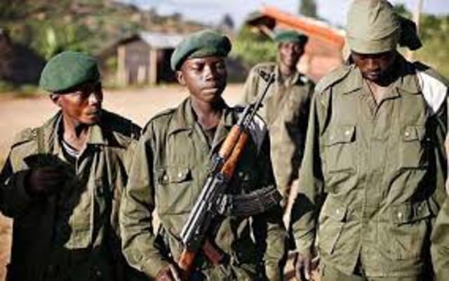 Rwanda sends a militia to Zaire