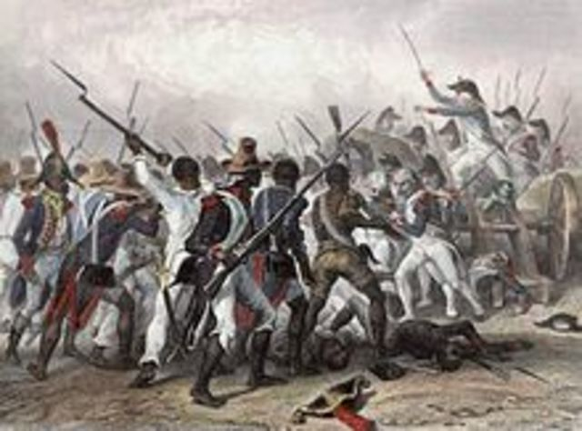 Ending of The Haitian Revolution