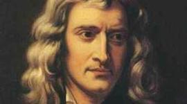 Isaac Newtons life timeline