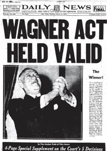 The Wagner Act