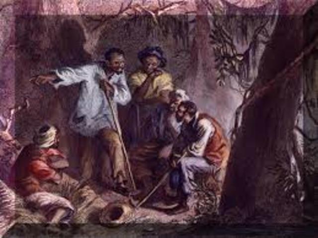 Denmark Vesey Slave Revolt