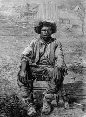 Gabriel Prosser Slave Revolt