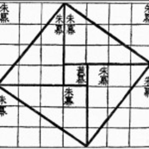Chou Pei (500-300 a.d.C)