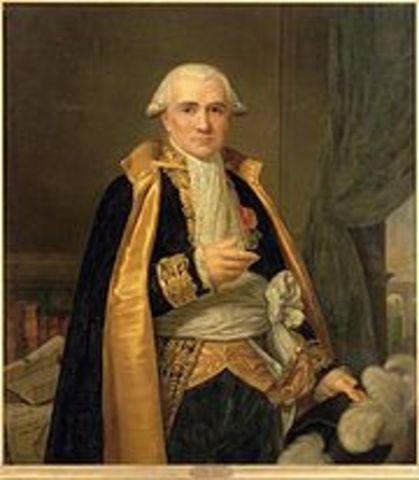 Gaspard Monge (1746 - 1818)