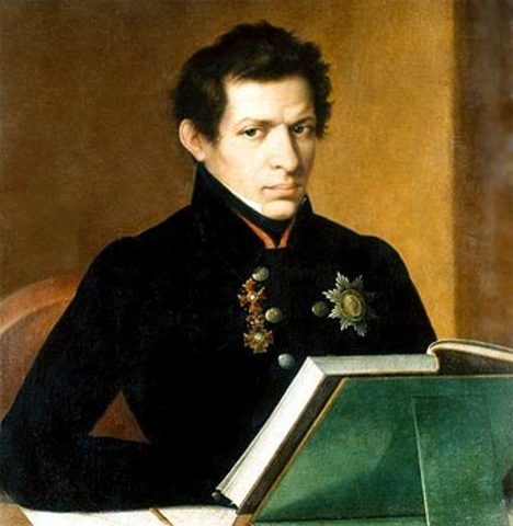 Nicolas Lobatschewski (1793-1856)