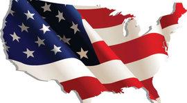 La nascita degli Stati Uniti timeline