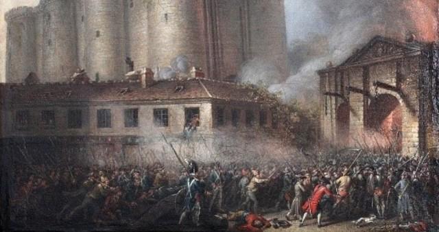 Attack on Bastille