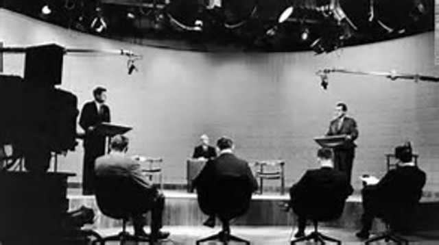 Presidential Debates Become Televised
