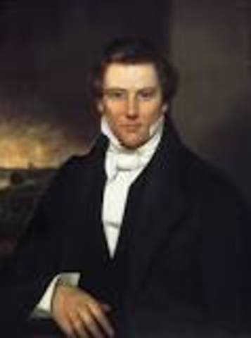 Joseph Smith Found the Church of Jesus Christ of the Latter Day Saint