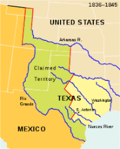 U.S. Annexation of Texas