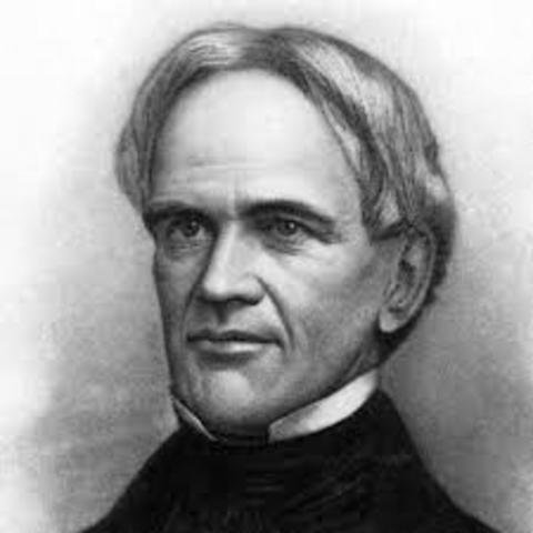Horace Mann Elected Secretary of the Massachusetts Bored of Education