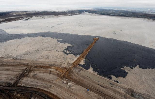 Major Oil Spill in south Dakota