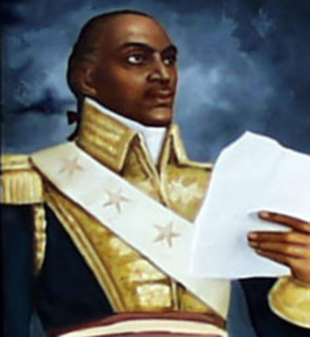 Start of the Haitian revolution
