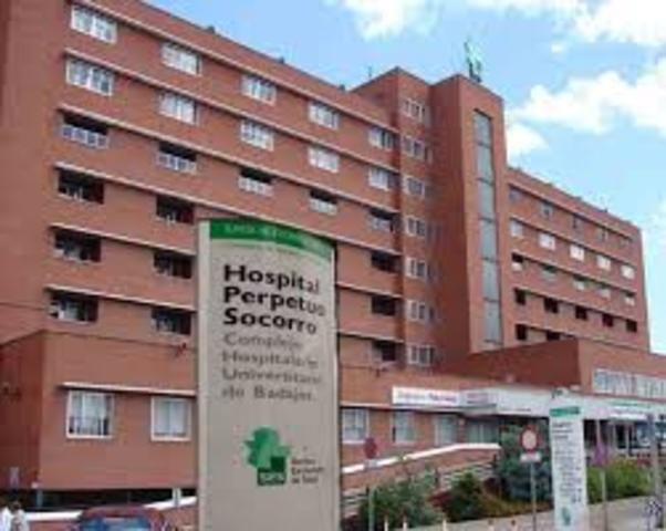 Hospital Perpetuo Socorro de Badajoz
