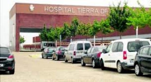 Hospital Tierra de Barros de Almendralejo