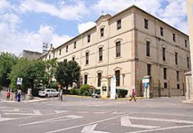 Hospital Ntra. Sra. de la Montaña de Cáceres