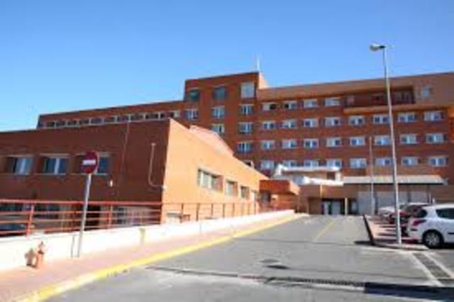 Hospital de Coria