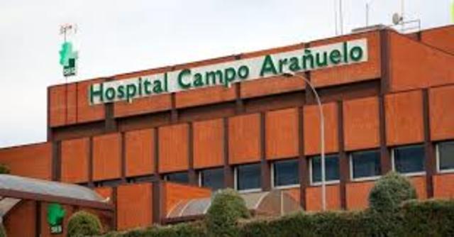 Hospital Campo Arañuelo de Navalmoral de la Mata