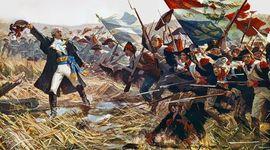 As Guerras da Revolução Francesa timeline