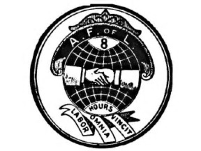 The American Federation of Labor is Founded
