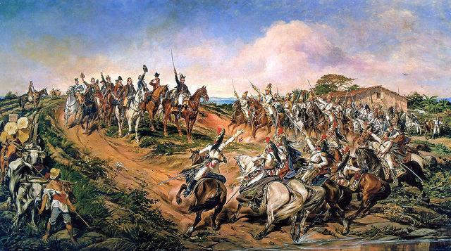 The Brazilian Revolution