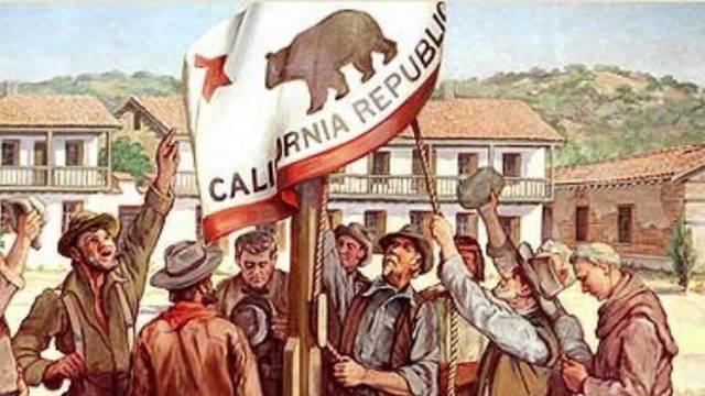 Bear Flag Revolt