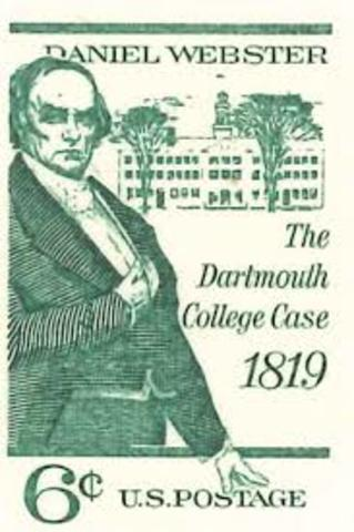 dartmouth vs woodward Trustees of dartmouth college v woodward the legal structure of the modern us business corporation had its genesis in trustees of dartmouth college v woodward, 17 us (4 whe.