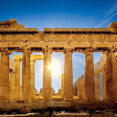 Història de l'art- GRÈCIA timeline