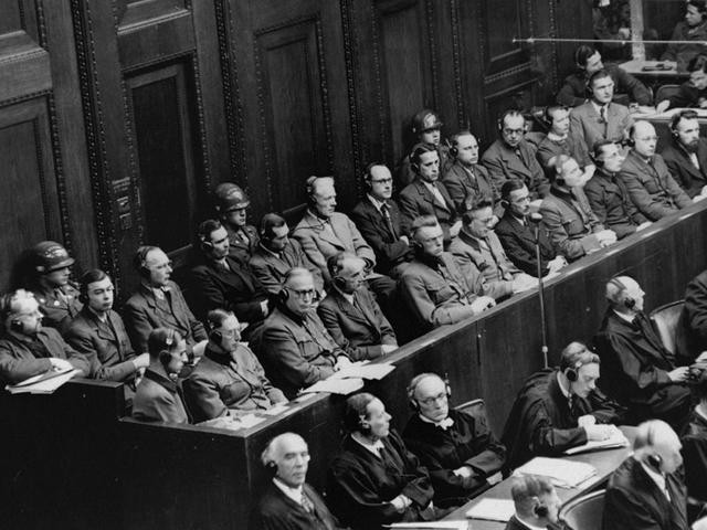 Nuremberg Trials (1946)