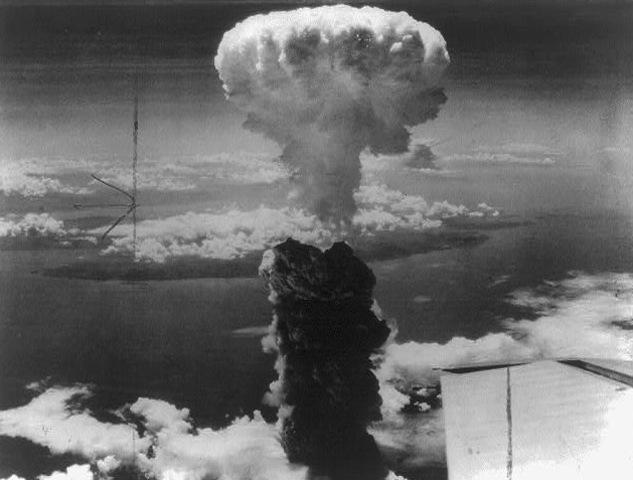 •Atomic bombing of Nagasaki and Hiroshima
