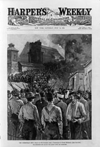 Homesteadact Steel Labor Strike