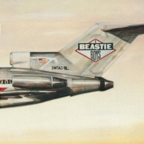 Licensed to Ill released by Beastie Boys