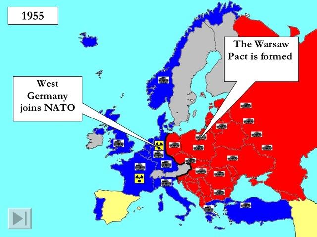 Cold War Timeline Project Timetoast Timelines