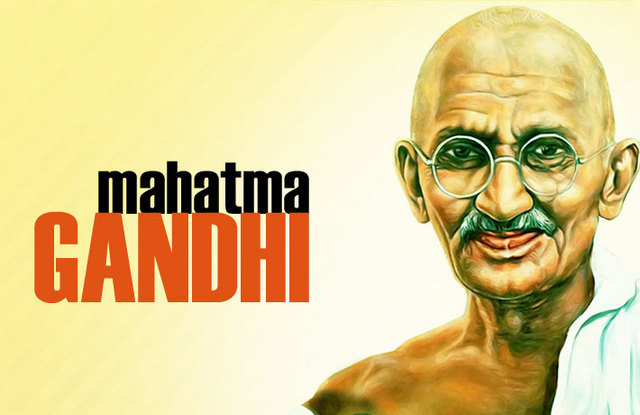 Gandhi gets the name Mahatma