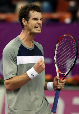 He won his first ATP