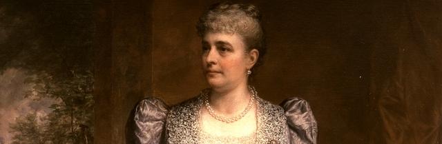 Alice Sanger becomes 1st female White House staffer