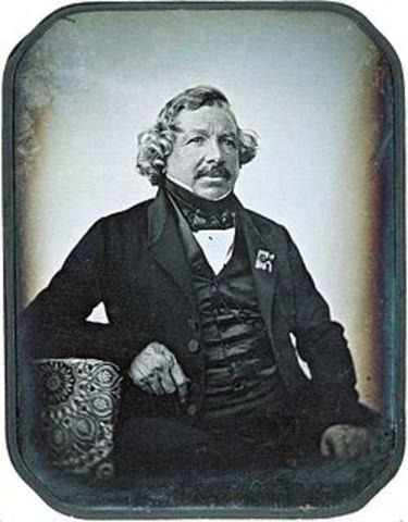 Daguerrotype photo