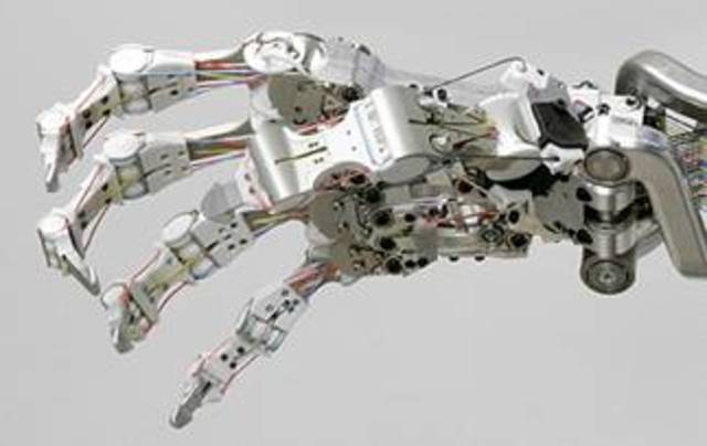 Третье поколение мобильных роботов