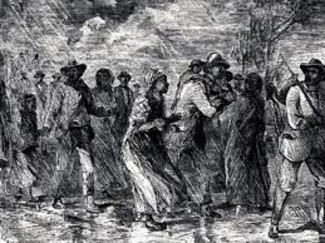new jersery ends slavery