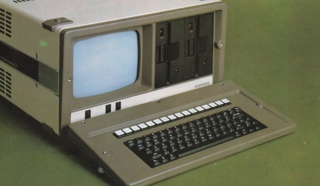 Se desarrolló el primer ordenador.