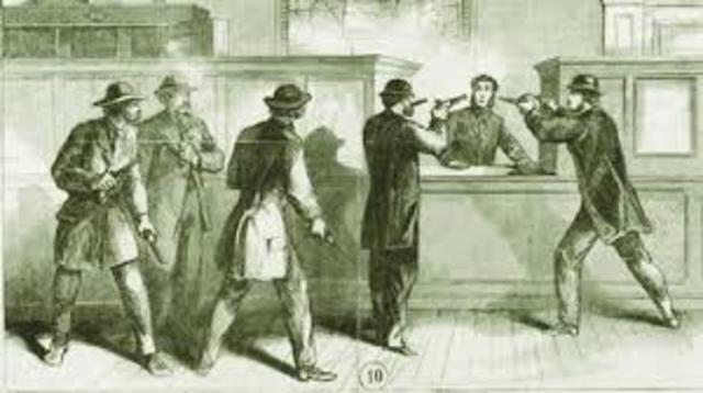 St.Albans Raid
