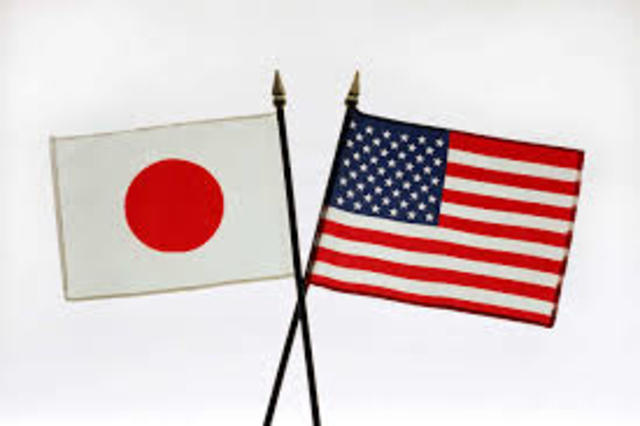 Britain and US Declare War on Japan