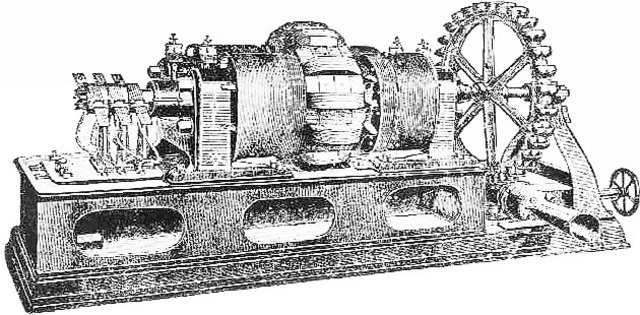 Impulse Turbine Patent