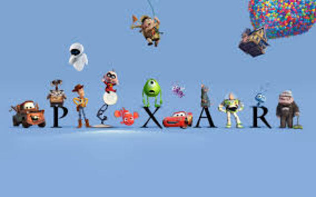 Disney Buys Pixar